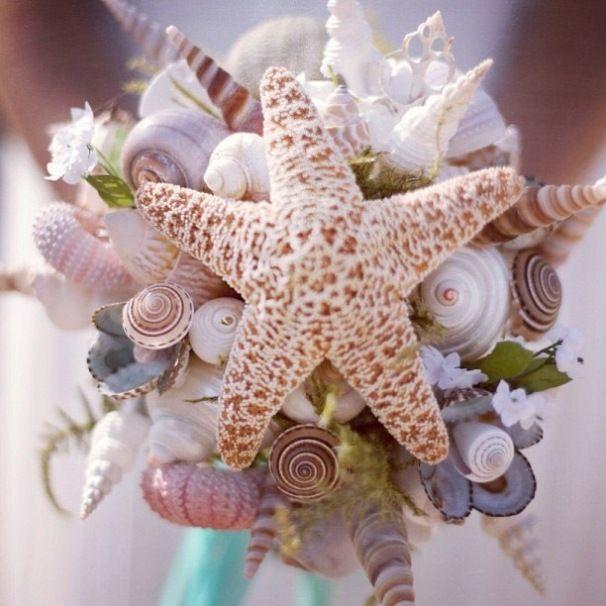 Het ultieme boeket voor een strand huwelijk