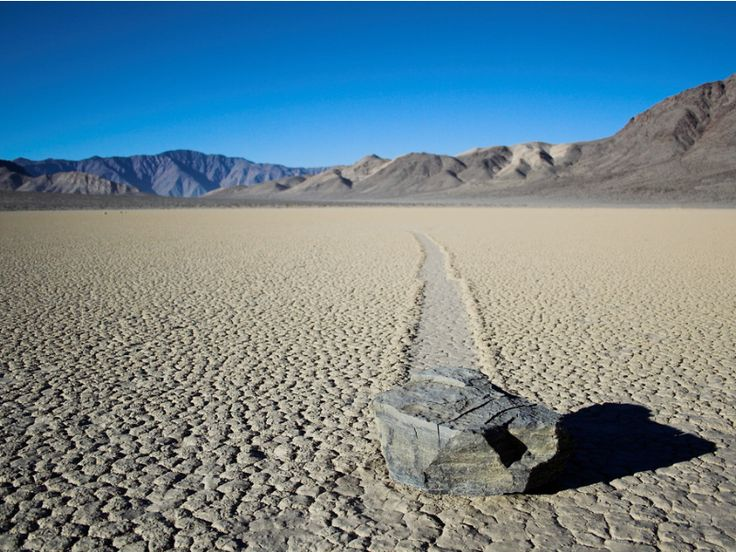 The Racetrack, Death Valley