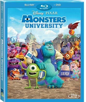 Университет монстров / Monsters University (2013) HD 720 (RU, ENG)