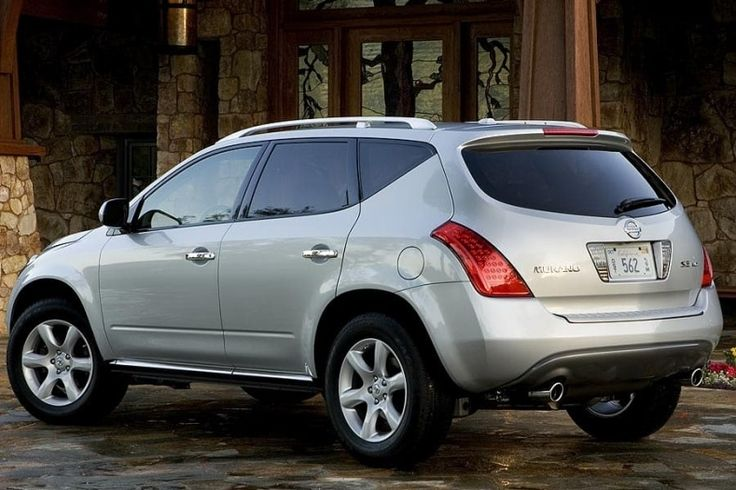 Tires For 2007 Nissan Murano