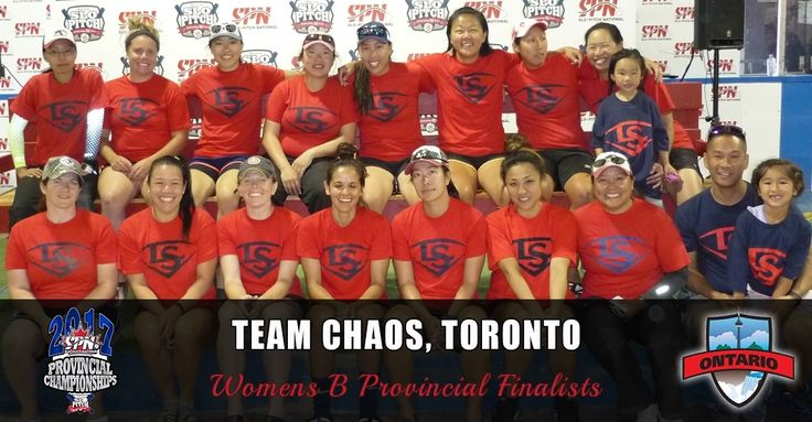 Congrats Womens B Provincial Finalists Team Chaos Toronto #spnontario #ProvincialPhotos       . Congrats to all the teams that participated. Big shout out to the organizers volunteers and umpires!! . Use #spnprovincials2017 to share your posts on Facebook Instagram and Twitter! #canada150 . @SPNOntario @SPNManitoba @SPNalberta @jonahevans01 @rabjohn32 @MikenSports @RawlingsSports @WorthSportsSP @mikencanada @worthcanada @Adam_Vella_ @molsoncanadian @jship1616 @tricialharrow @gameonmobile…