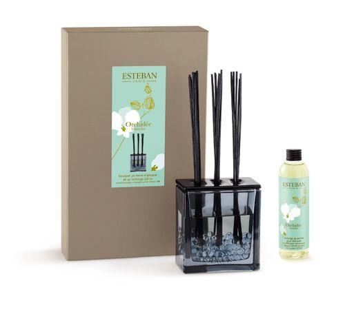 Esteban Paris ORCHIDEE BLANCHIE Scented Bouquet 250 ml