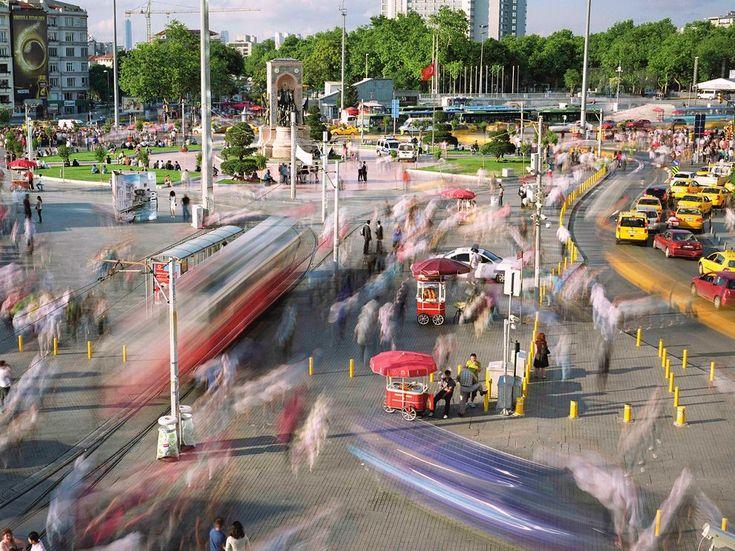 Taksim Meydanı, İstanbul