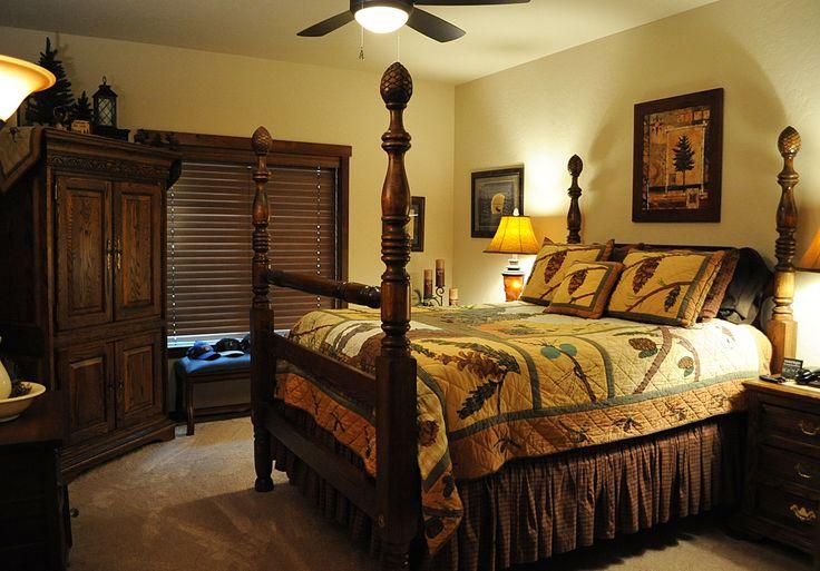 Master Bedroom - Monogram Home.