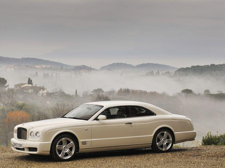 2010 Bentley Brooklands Coupe