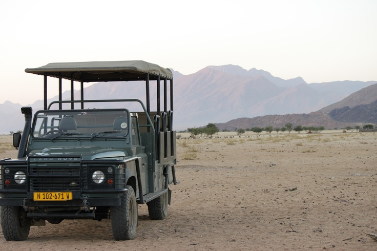 A 4x4 drive in #Namibia may not be as rich in wildlife as other destinations, but the experience is still well worth it.