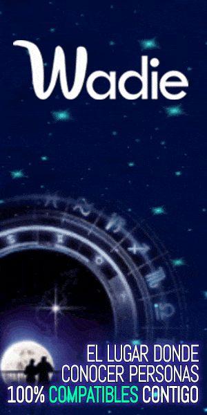 WADIE - La red social que te asegura una atracción fiable con otros basándonos en tú carta astral.