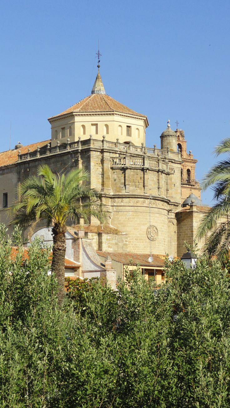 Fachada de Santa Catalina #MarcaTalavera  #Talavera
