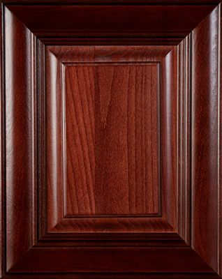 Beech Wood Door Quot Dark Mahogany Quot Stain Cabinet Door