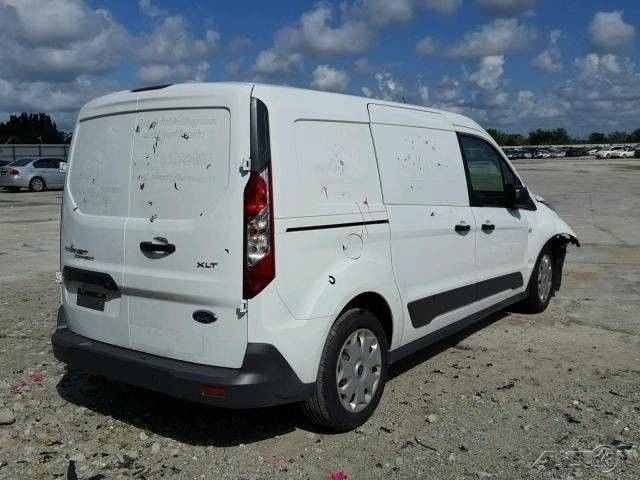 Ebay 2018 Ford Transit Connect Xlt 4dr Lwb Cargo Mini Van W Rear Doors 2018 Ford Transit Salvage Rebuilder Repairable Fixer Damaged Ford Transit Mini Van Van