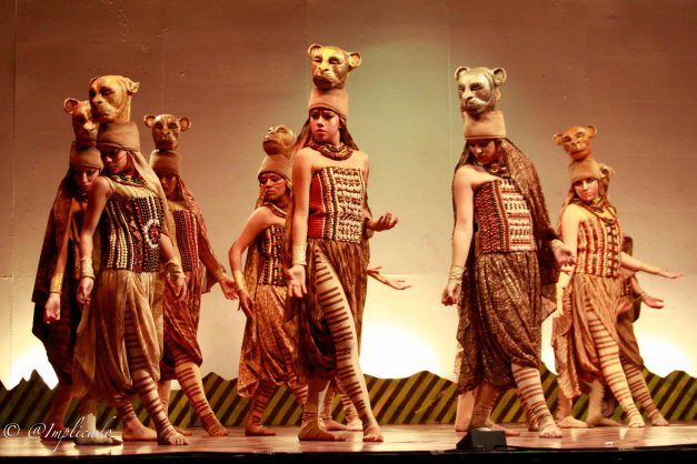 Beautiful costume ideas for The Lion King