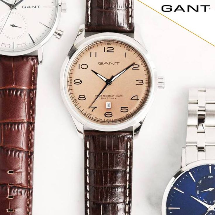 #Gant #watches for him!  #fashion #fashionwatches #gant #accessories
