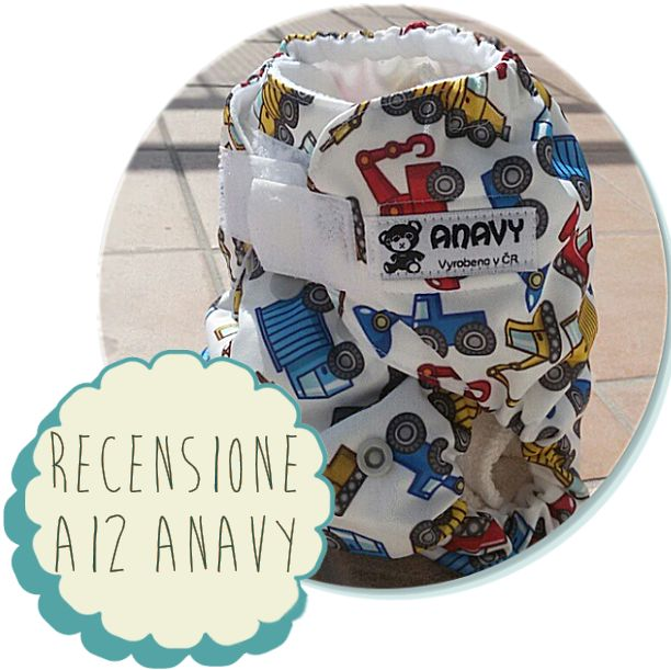 Cloth Diapers - Pannolini lavabili - AI2 Anavy