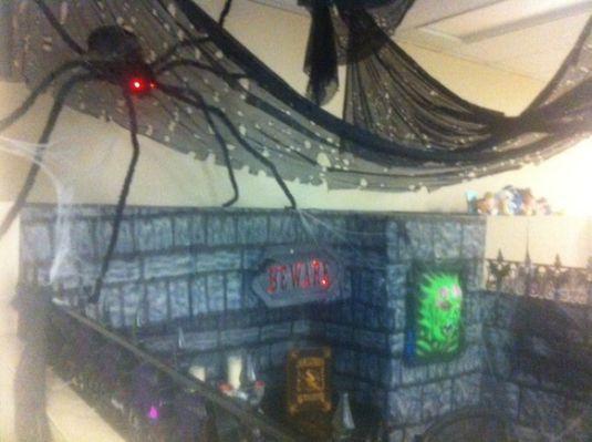 cubicle decoration halloween halloween