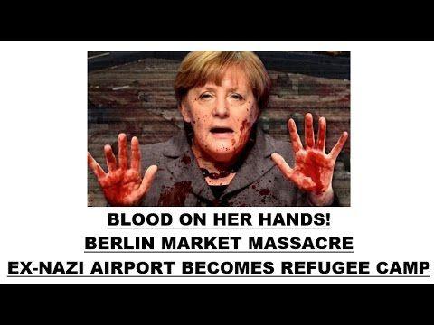Berlin Massacre Blood Is On Merkel's Hands - YouTube
