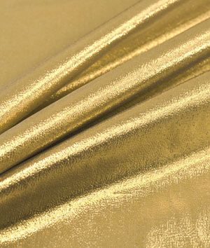 Shop  Gold Lame Fabric at onlinefabricstore.net for $4.45/ Yard. Best Price & Service.