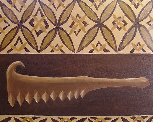 Best images about maori weapons on pinterest jade