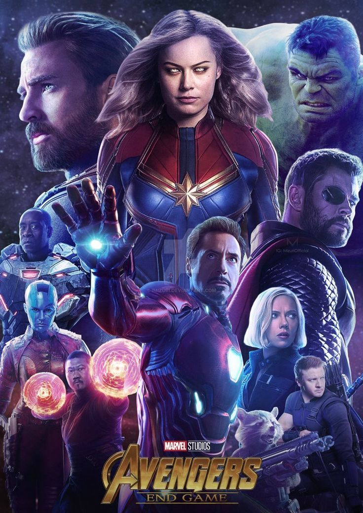 Avengers Endgame Hd Wallpaper 81432 Wallpaper Download Hd