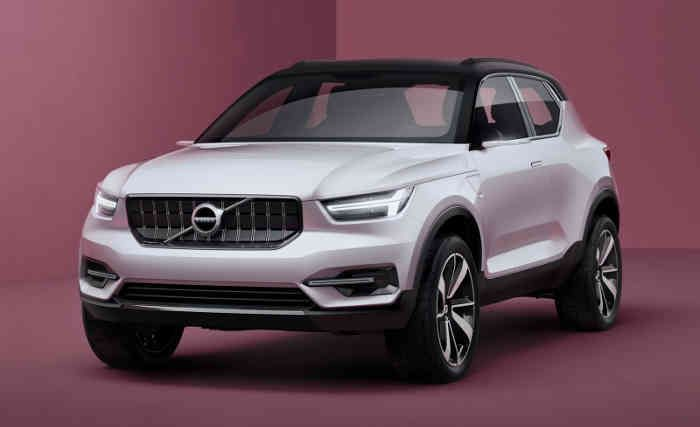 Volvo's most compact range of vehicles exist in the 40-series but now