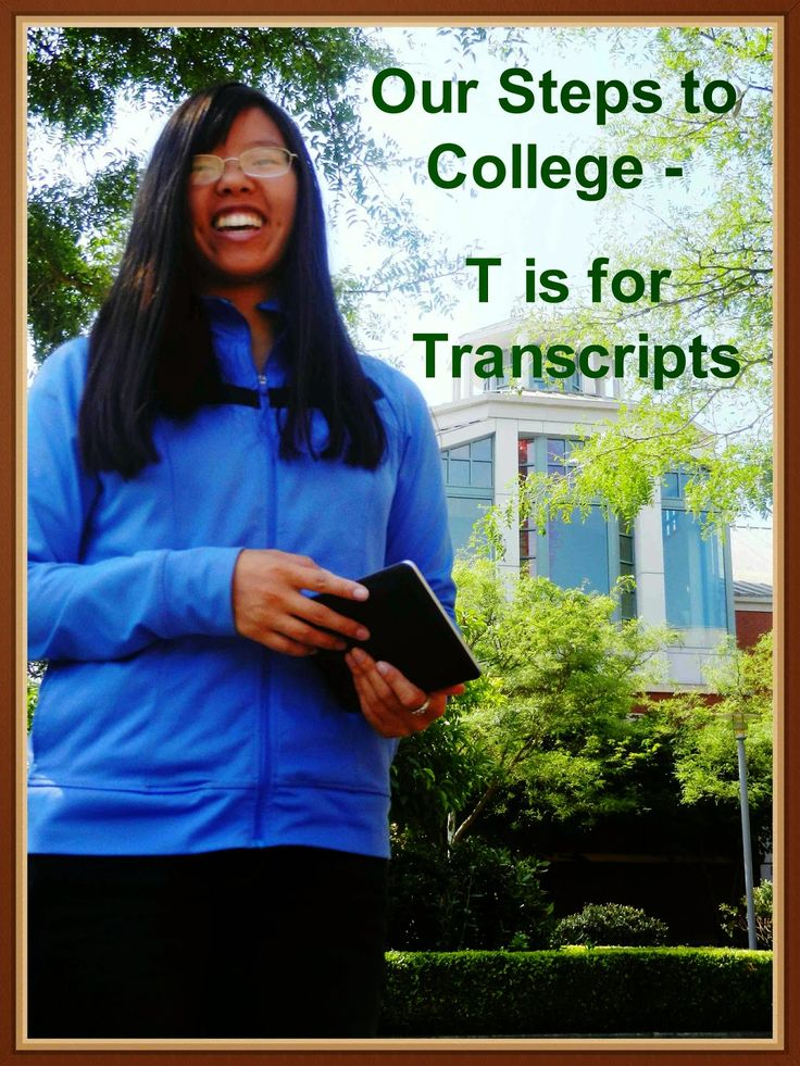 BJ's Homeschool - Our Journey Towards College: T is for Transcripts - How To's and Freebie Resour...