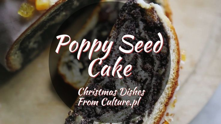 This tiny, black grain symbolizes prosperity and must be included in the Chirstmas menu. Poppy seed cakes are eaten by Poles year round, but the traditional Christmas poppy seed cake is a bit different – the layers of the dough should be thinner and the layers of the sweet poppy seed cream should be thicker.  Find all 12 dishes of Polish Christmas here: http://culture.pl/en/article/the-12-dishes-of-polish-christmas