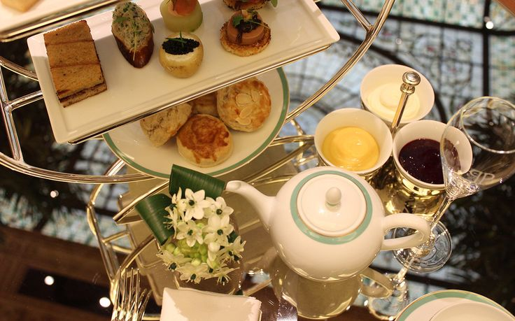 Best Afternoon Tea in New York City | Travel + Leisure
