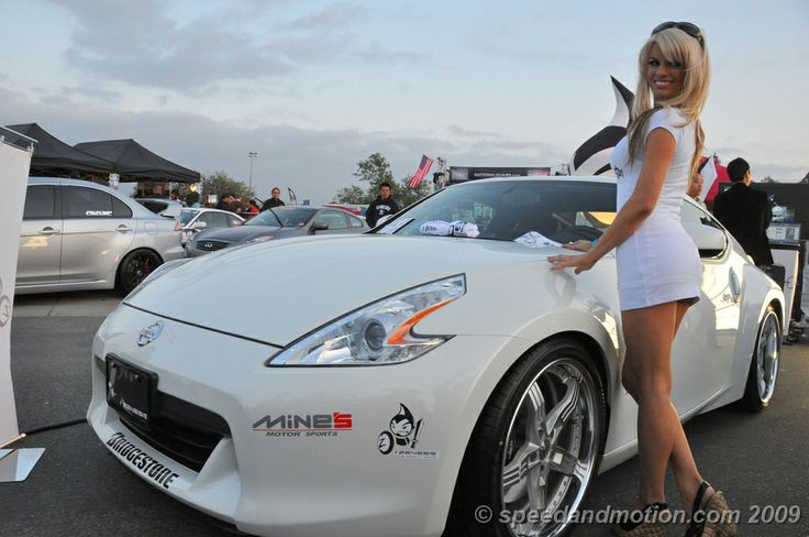 hot girl with nissan - photo #19