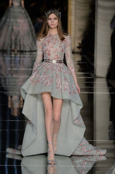 Couture's Dreamiest Dresses for Spring 2016 | Zuhair Murad