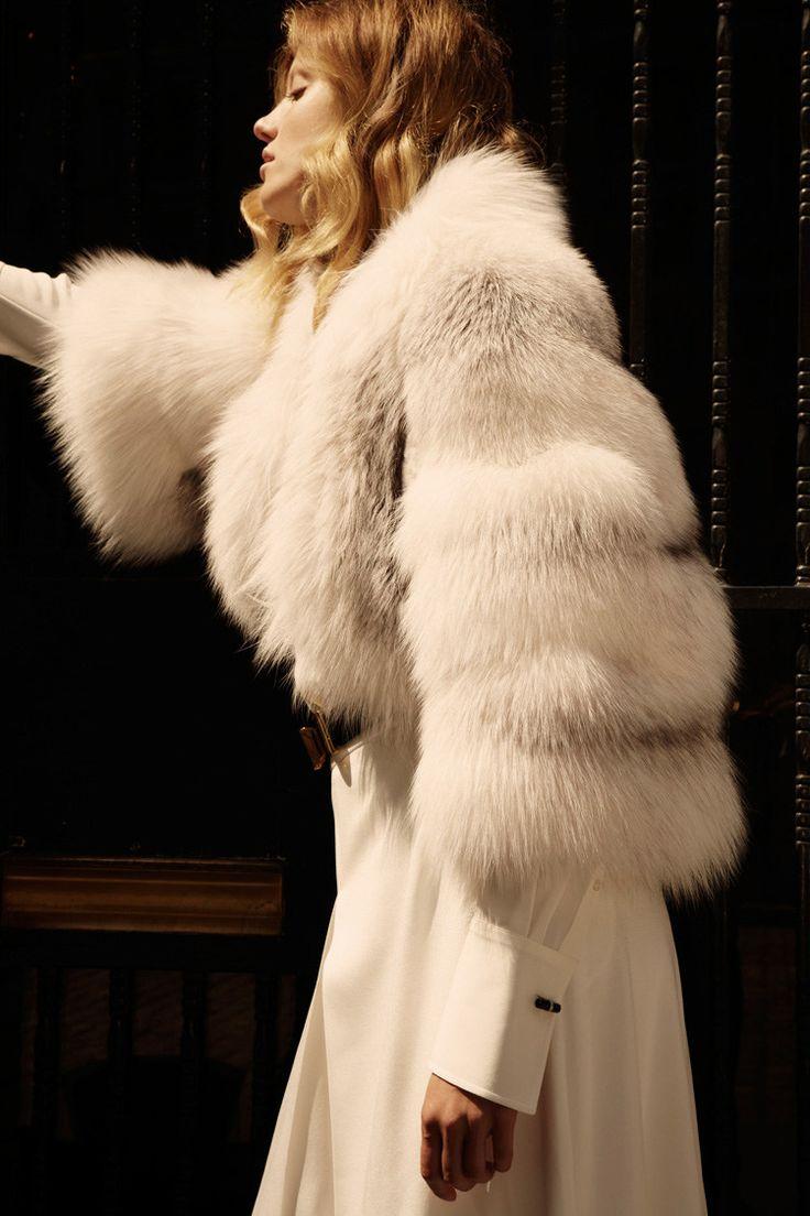 the fur.