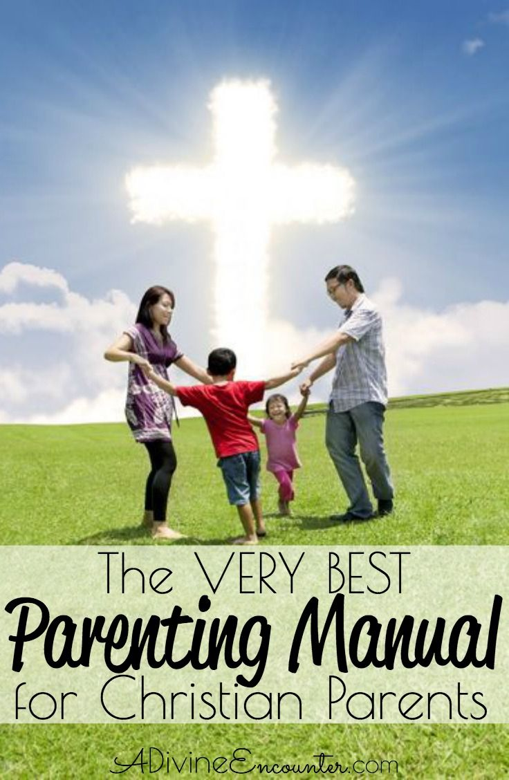 Have you ever wished for a parenting manual? A book that helps you interpret your baby's cries. Or perhaps one that aids you in handling your demanding toddler's picky palate. And maybe even one that guides you through the ebbs and Continue reading   The Very Best Parenting Manual for Christian Parents→