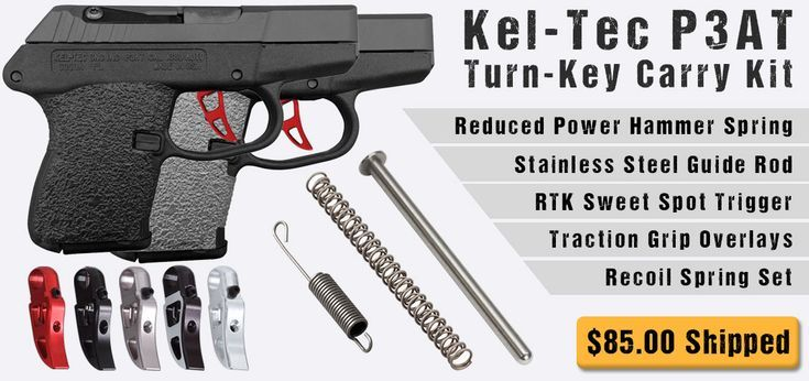 Pin by MagazineSpeedloader on Kel-Tec P3AT | Ruger lcp