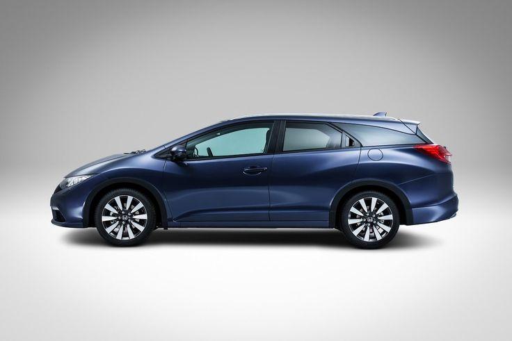 Preview: All-New 2014 #Honda Civic Tourer (European Market)