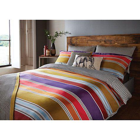 Buy Harlequin Kaledio Striped Bedding Online at johnlewis.com