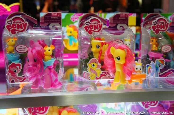my little pony   SDCC 2011 My Little Pony Detailed Photos - The Toyark - News