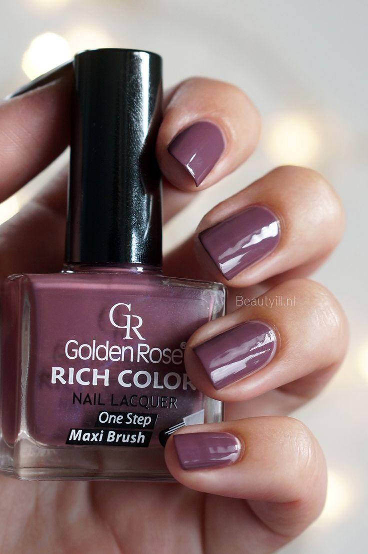 Golden Rose Rich Color 104 nailpolish