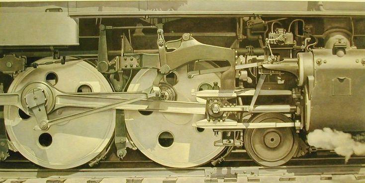 CharlesSheeler-Rolling-Power-1939.jpg 800×402 pixels