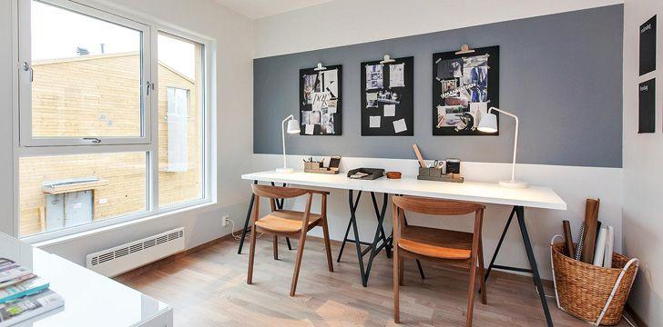 #ethjemfraskanska#gjønnes#kontor