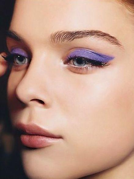 maquillaje sombra moradA - Recherche Google