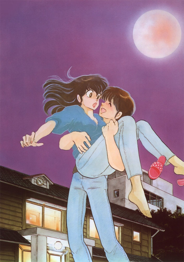 Maison Ikkoku - Ah, the drinking and the definitely different norms of male/female interactions of Japan prior to the bubble crash comes through starkly in this series.