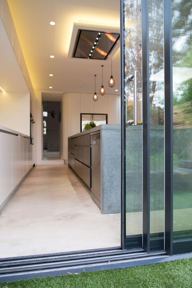 Frameless Sliding Glass Patio Door System   Slimline Glazing & Aluminium Systems