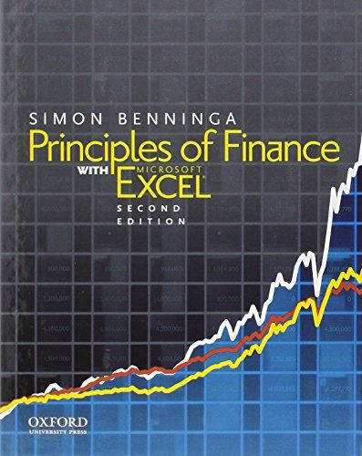 13 best finance books images on pinterest finance books books principles of finance with excel by simon benninga httpamazon fandeluxe Images