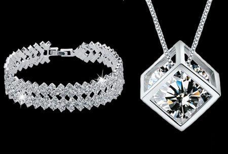 Glam armband en/of ketting | Leuk voor jezelf of als cadeau voor een ander
