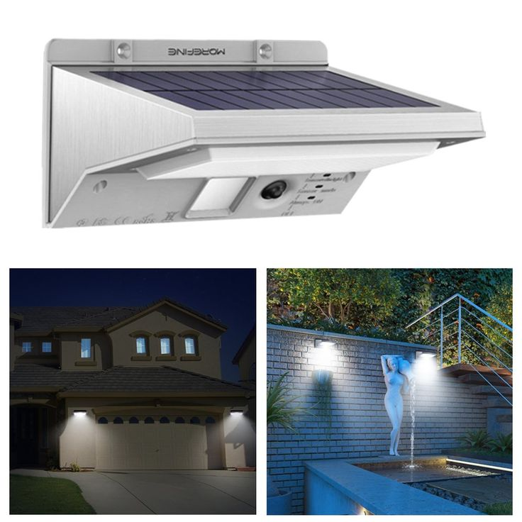 Best 25+ Solar Powered Security Light Ideas On Pinterest