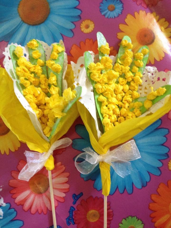 Manine fiori