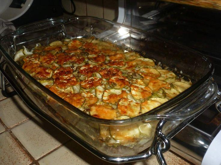 Hachis de boeuf /riz et courgettes au four traditionnel ou en omnicuiseur