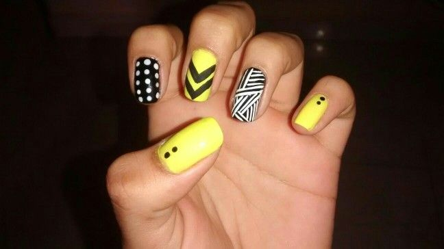 Lindas una perfecta combinación angie nails