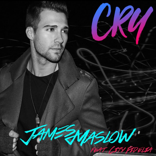 """Cry"" by James Maslow City Fidelia was added to my Novidades da Semana playlist on Spotify"