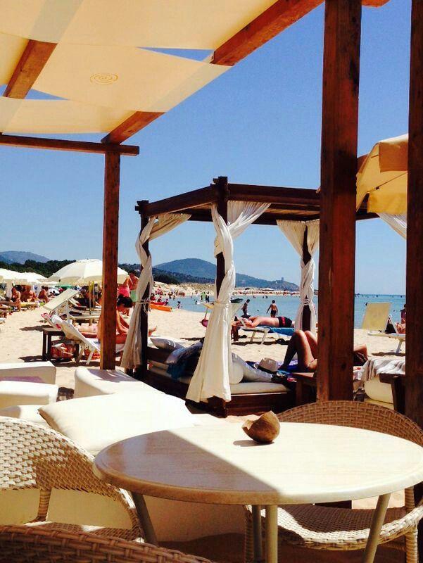 Spiaggia Chia Sardegna