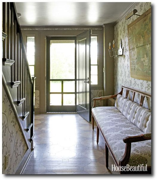 Cozy House Entryway: Entry/Foyer/Hall Images On Pinterest