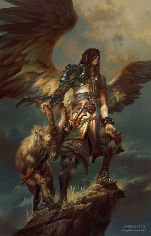 (The Watchers) Azazel - Angel of Sacrifices